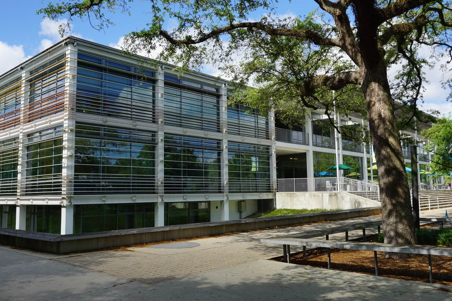 The Lavin-Bernick Center at Tulane University