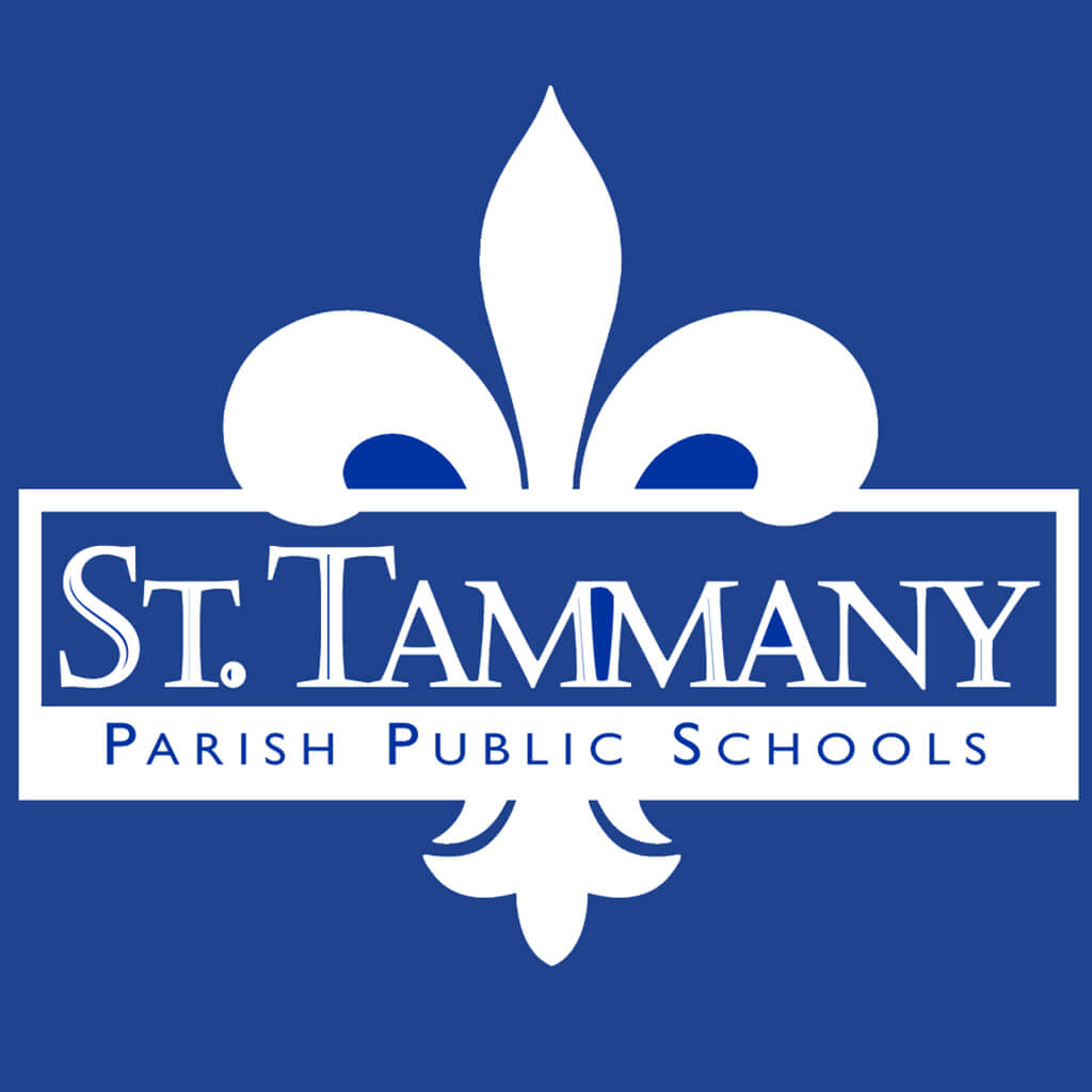 St. Tammany Parish Public Schools logo