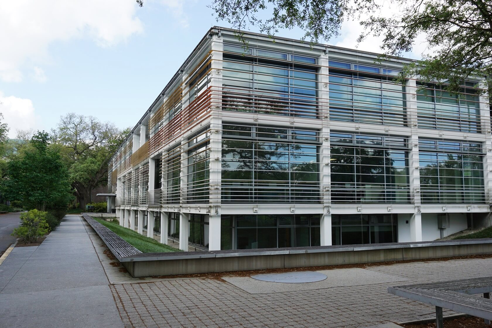 The Lavin-Bernick Center at Tulane University
