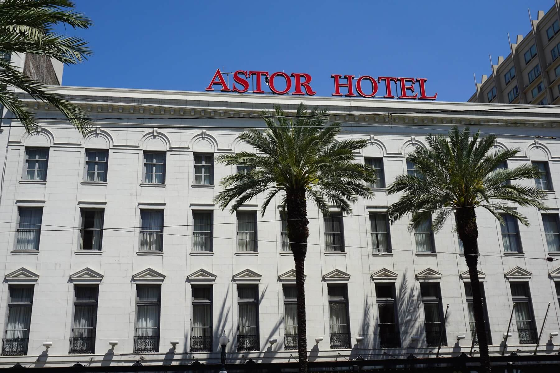 Astor Crowne Plaza in New Orleans