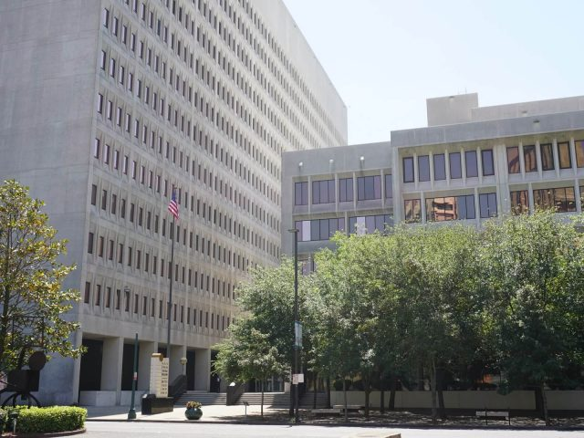 Hale Boggs Federal Courthouse-Building