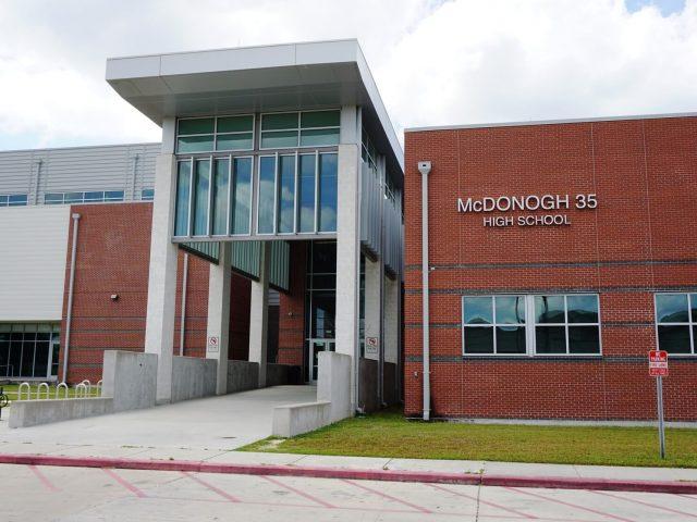 McDonogh 35 High School