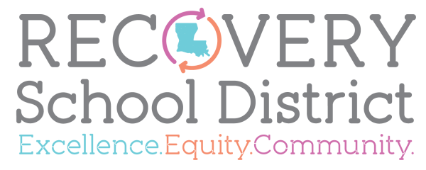 Recovery School District logo
