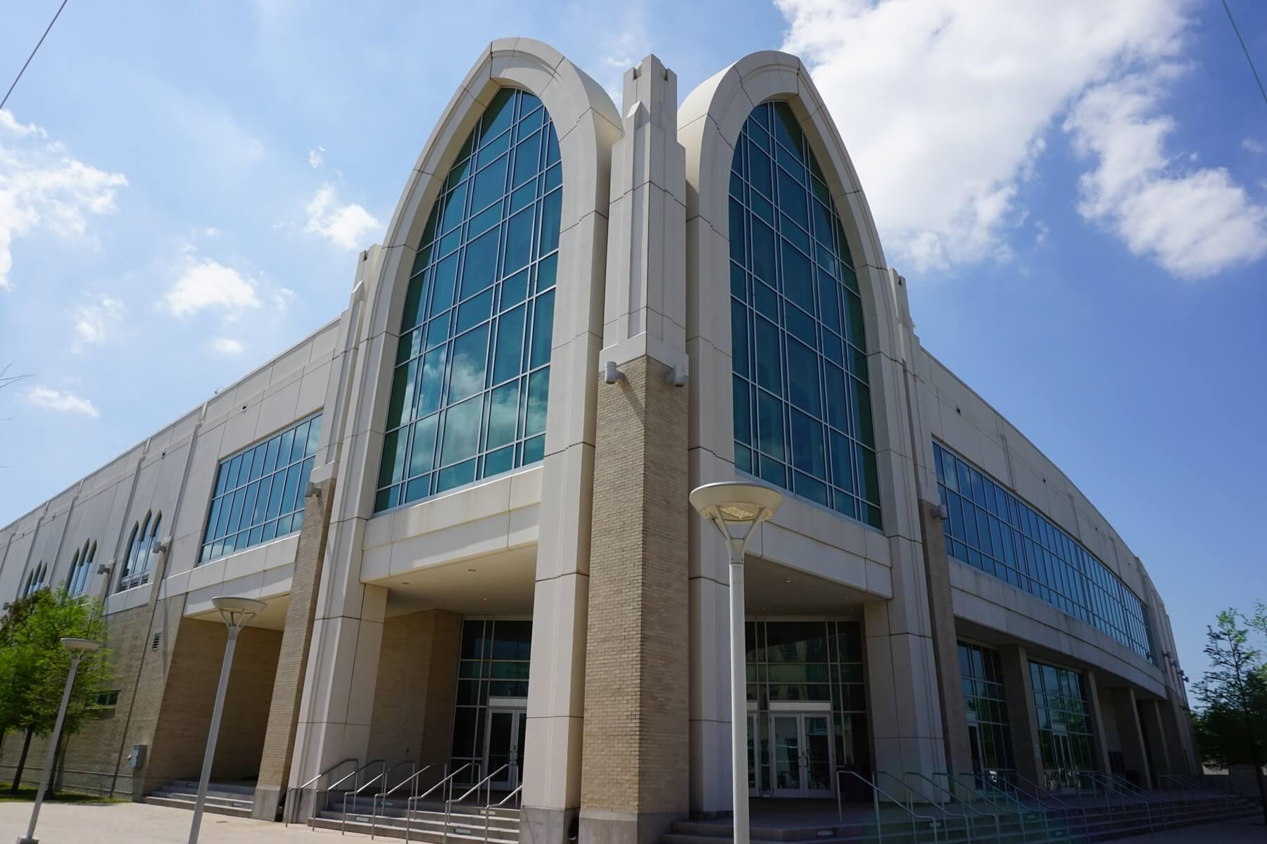 Convocation Center - Xavier University of Louisiana