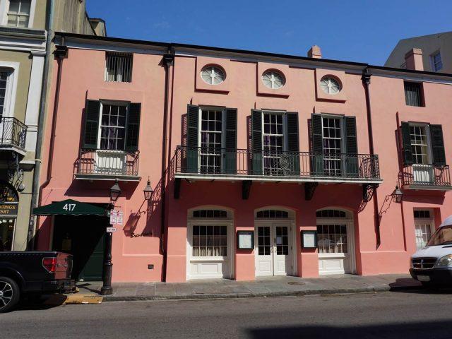 Brennan's Restaurant in New Orleans