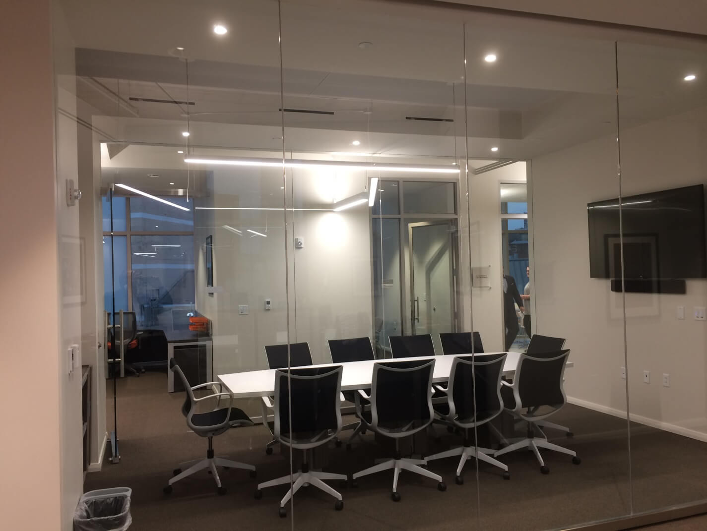 GNOF conference room