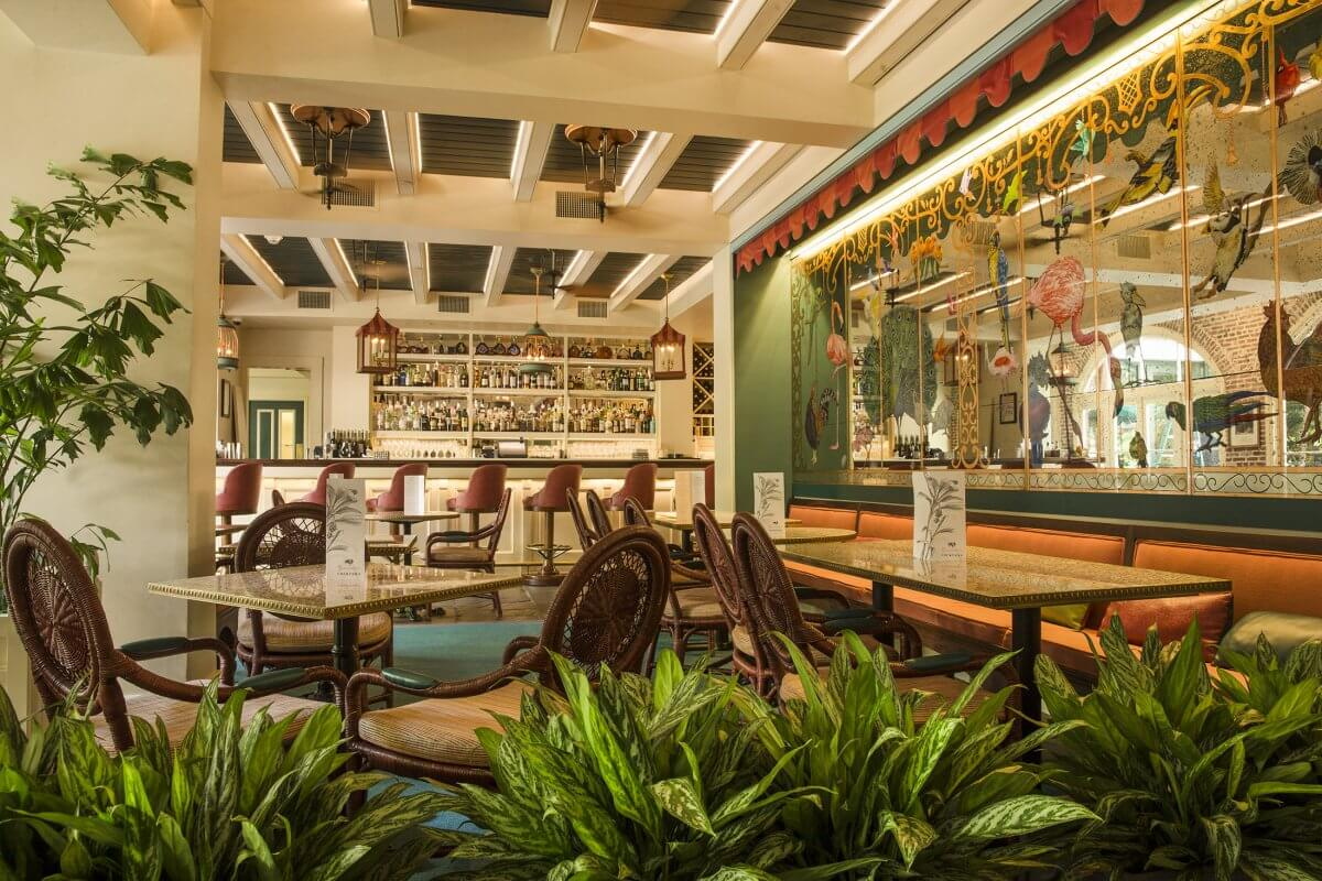 Roost Bar at Brennan's Restaurant
